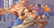 SSFII Turbo-Ryu Ending