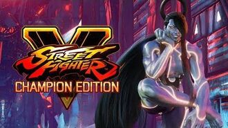 Street Fighter V Champion Edition – Seth Gameplay Trailer