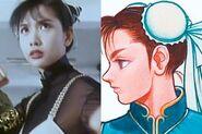 FutureCops 1993 Chun May-Chun-Li