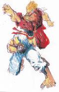 SFIV-Ryu concept art-03