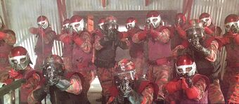 Bison Troopers Street Fighter Wiki Fandom