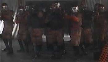 Bison Troopers