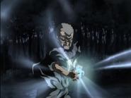 Goutetsu prepare attack
