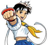 Sakura Kasugano (CFE)