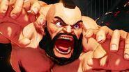 Street Fighter V Zangief Trailer