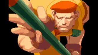 Street Fighter Alpha 2 Rolento Theme