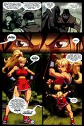 Street Fighter II Turbo 7 pag 23 -- Final Fight bonus story pag 2 -- Eric Vedder