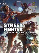Street Fighter World Warrior Encyclopedia - Arcade Edition!