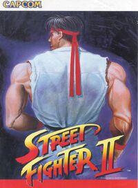 Street Fighter II (flyer)