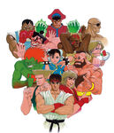 Gamest Special Edition Street Fighter II -Cover-