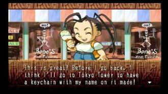Ibuki Gem Fighter Ending