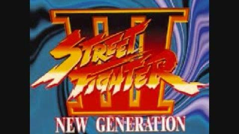 Street Fighter 3 New Generation AST Sharp Eyes (Theme of Ibuki)