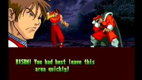 Street Fighter Alpha 3 Guy's Full Storyline and Ending