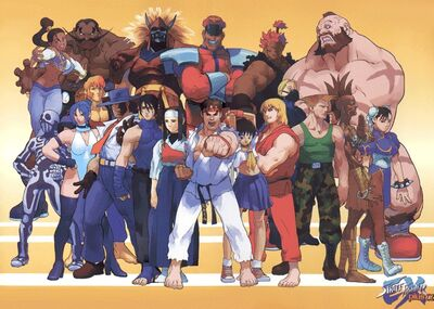 Street Fighter 5: What'-s the deal with the missing content?
