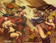 Street Fighter II Turbo 6-7b -- UDON Entertainment -- Alan Wang