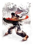 Super Street Fighter IV-RYU