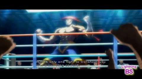 Super Street Fighter IV Stories - Adon