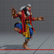 SF5DhalsimBattle