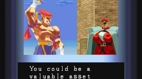 Street Fighter Alpha Adon Ending