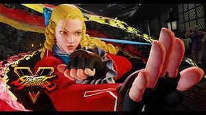 Street Fighter V Karin Reveal Trailer