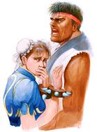 SF2CF-Ryu&Chun