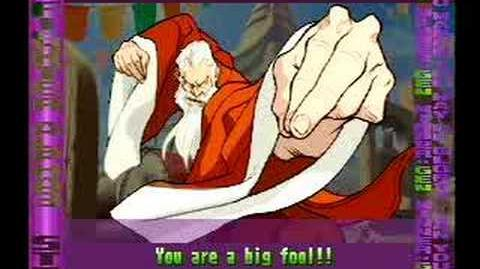 Street Fighter Alpha 3 Gen's Full Storyline and Ending