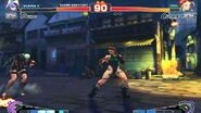 Ultra Street Fighter IV Rival Battle 32 Decapre vs Cammy