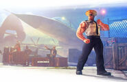 Guile wallpaper