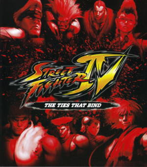 Street Fighter IV the ties that bind
