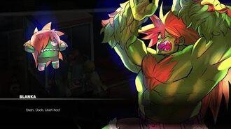 Street Fighter 5 Arcade Edition - Blanka's Story Mode