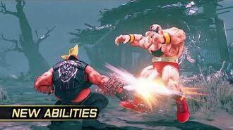 Street Fighter V Arcade Edition – V-Trigger II Teaser