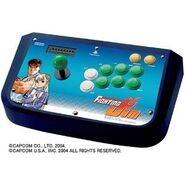 Capcom Fighting Jam Stick 51JRJV27DCL. SL500 AA300