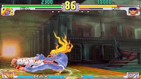 Gill's Seraphic Wing cannot be parried