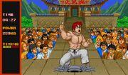 Ryu tile breaker bonus stage