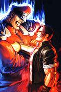 Bison & Kyo
