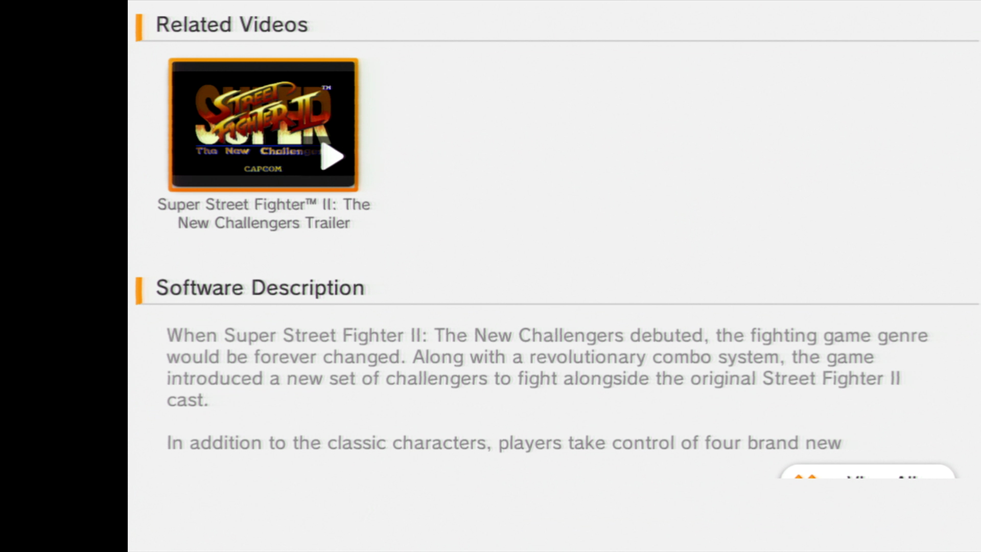 Super Street Fighter Ii The New Challengers Street Fighter Wiki