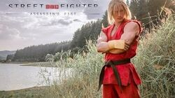 Street Fighter Assassin's Fist - 'Ken' Teaser Trailer