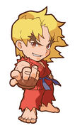Pocket Fighter-Ken
