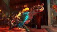 SFV Charlie hits Ryu