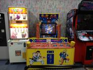Street Fighter Ken Sei Mogura full arcade cabinet