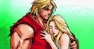 Street-Fighter II Turbo Revival - Ken's Ending