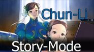 Street Fighter V - Chun-Li Story Mode (Cutscenes Only)