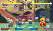 Super Gem Fighter Mini Mix gameplay