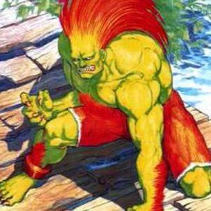 Blanka Street Fighter Wiki Fandom