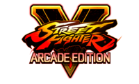 Street Fighter V Arcade Edition - logotipo