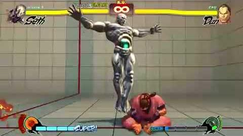 Seth Trial Challenge Street Fighter 4