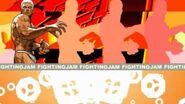 Capcom Fighting Jam intro