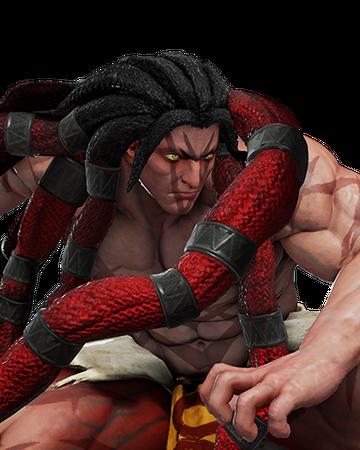 Necalli Street Fighter Wiki Fandom