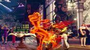 Street Fighter V - Trailer Karin.