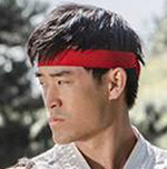 Mike Moh as Ryu - SF Assassin's Fist